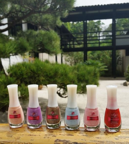"Beautycolor ""Sol do Oriente"""