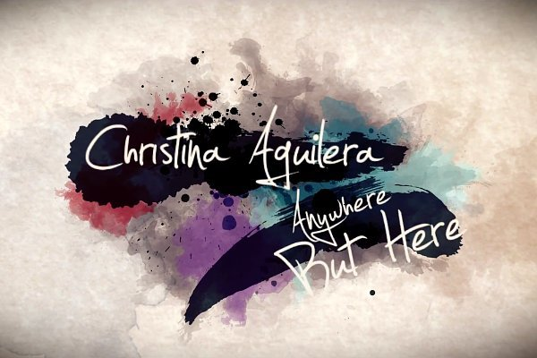 Baixar Musica: Christina Aguilera - Anywhere But Here