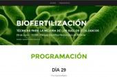Día 29 de junio. Foro agroecológico sobre biofertilización en el PITA