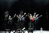 Sara Baras deslumbra en el Festival de Teatro de El Ejido
