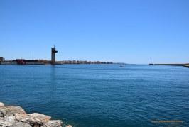 Almería recibe 2.000 cruceristas en plena Feria