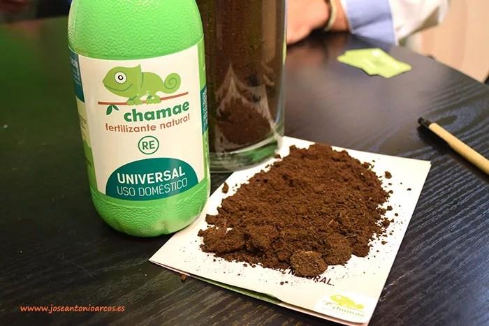 Además de fertilizante líquido Chamae prepara el lanzamiento de un segundo producto, turba.