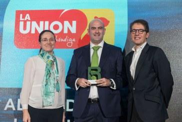 Ecoembes premia a La Unión por su conversión de restos de cosecha en bioplásticos