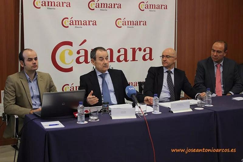 El Balance de las empresas, junto a su Cuenta de Pérdidas y Ganancias ha sido presentado esta mañana en la Cámara de Comercio.