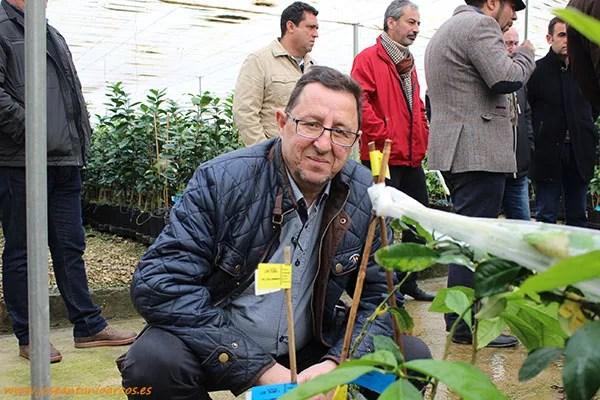 Miguel Ángel Zorrilla es presidente de la asociación regional Asehor.