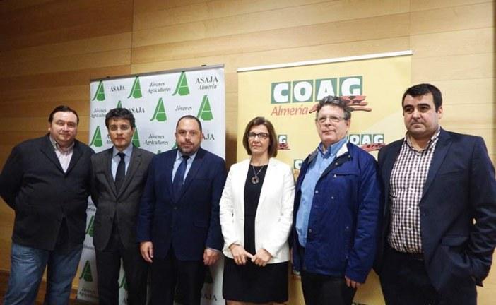 """Asaja y Coag creen en una """"revolución comercial"""" a través de OPFH's"""