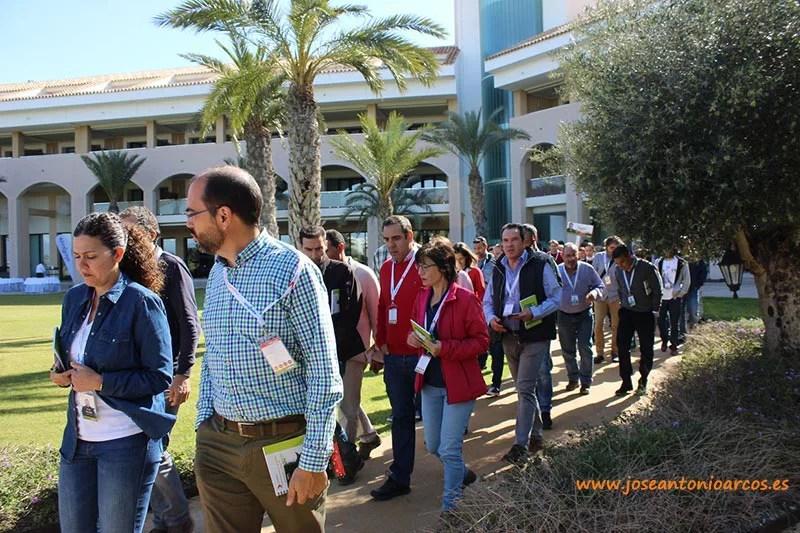 Jornadas de pimiento de Syngenta en Almerimar, El Ejido, Almería.
