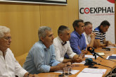 Declaración institucional de Coexphal sobre el Agua