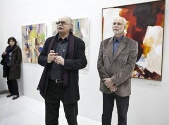 Josef Achrer a Dobroslav Halata