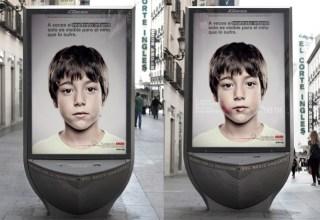 protesta-creativa-anar-maltrato-infantil