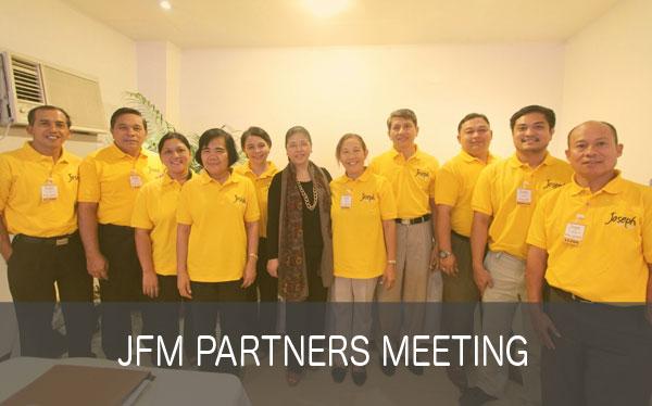 JFM Partners Meeting