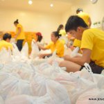 Relief Operation: Typhoon Lando Repacking of Relief Goods
