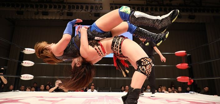 Stardom Best Of The Goddesses on 11/19/17 Review