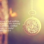 The Slowness of God's Timing