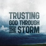 Finding God in the Storm