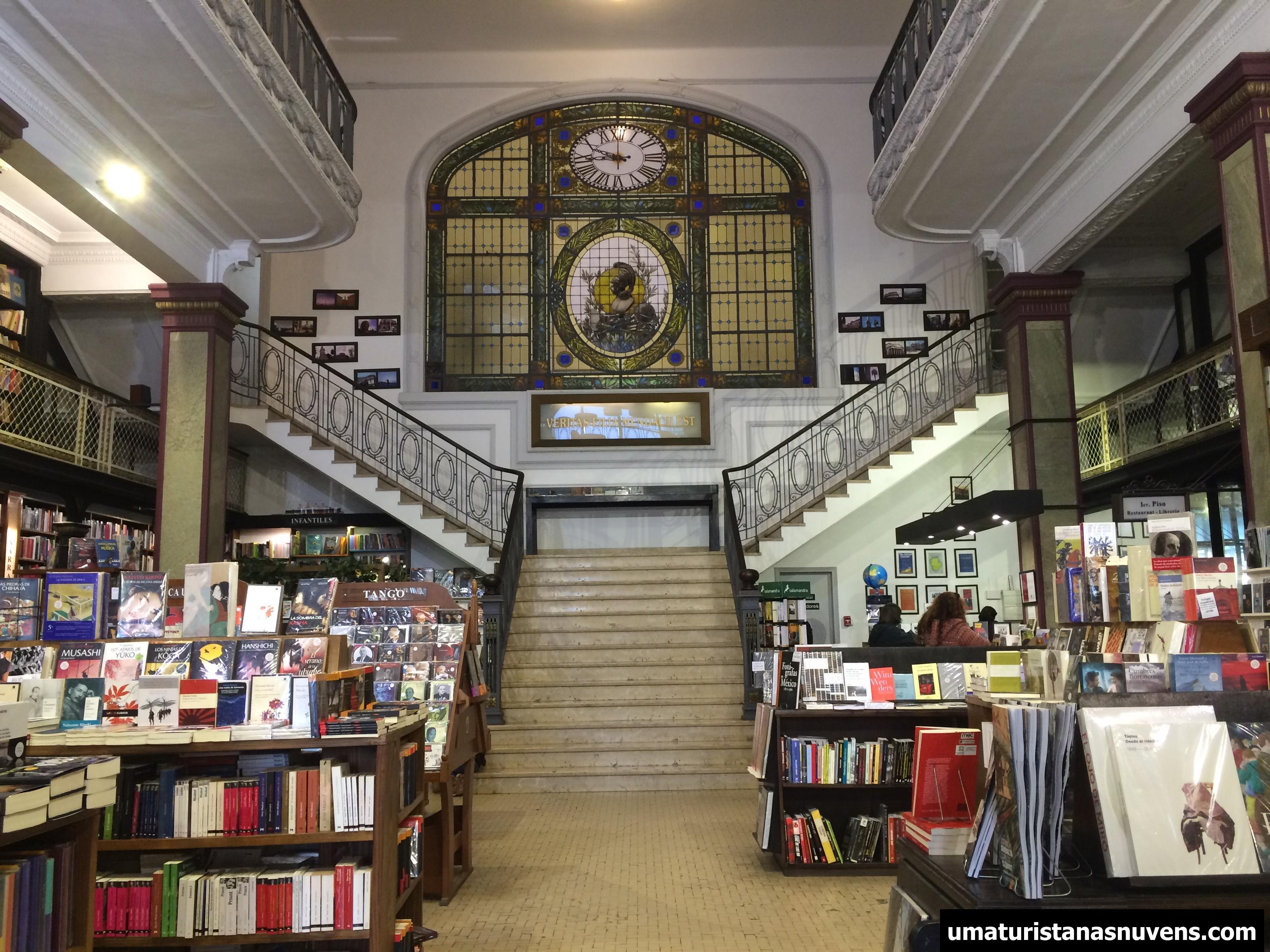 4 livrarias incríveis para conhecer em Montevidéu