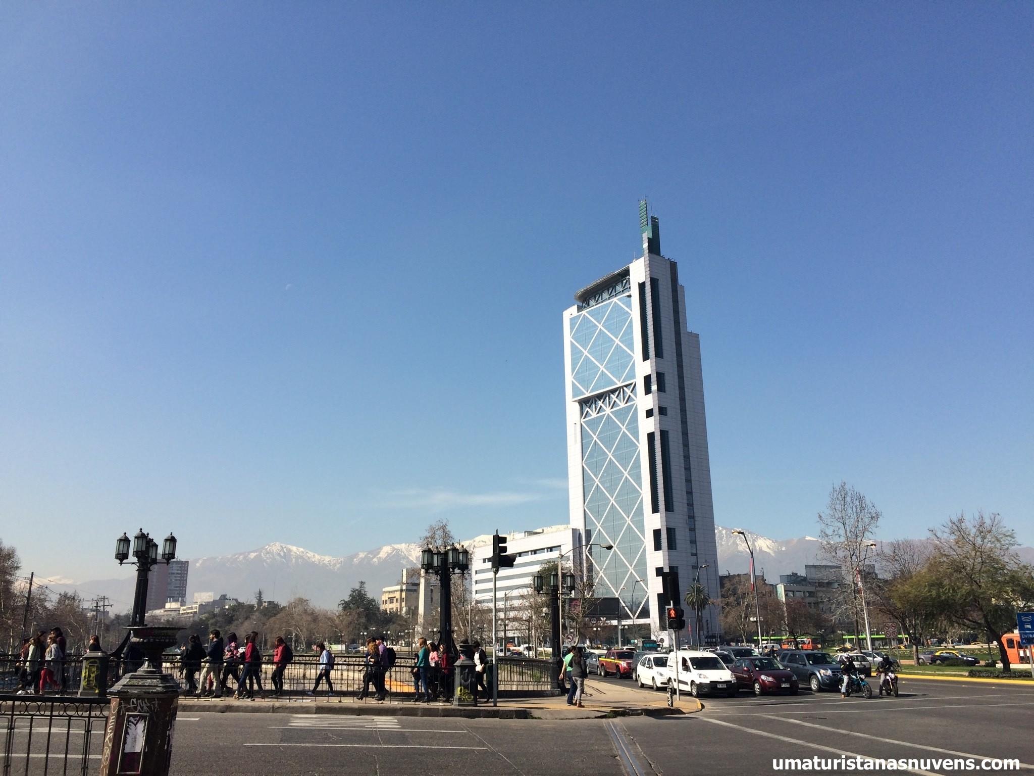 Santiago do Chile: conhecendo a cidade com o walking tour gratuito