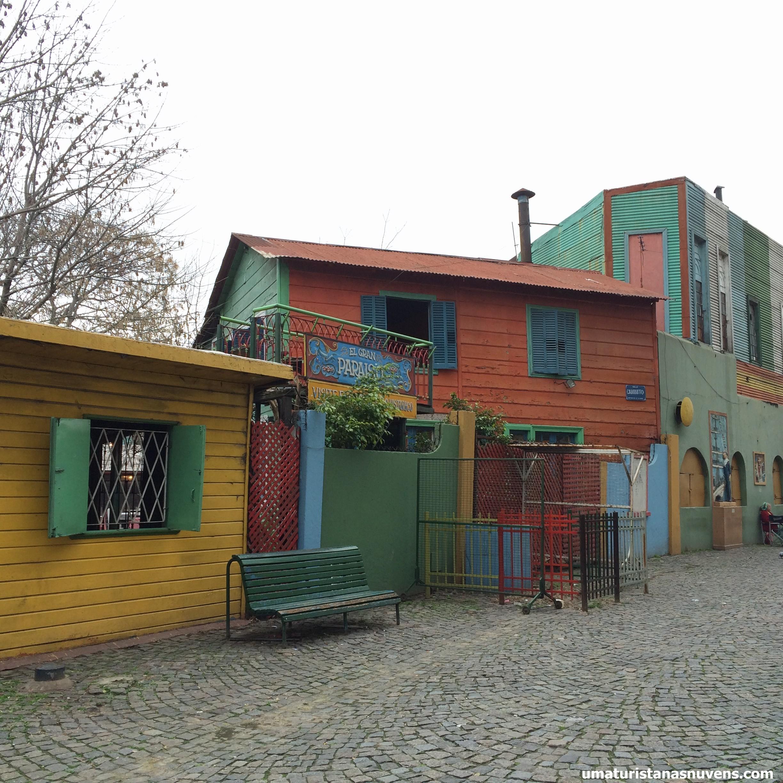 Buenos Aires: um passeio pelo Caminito no bairro La Boca
