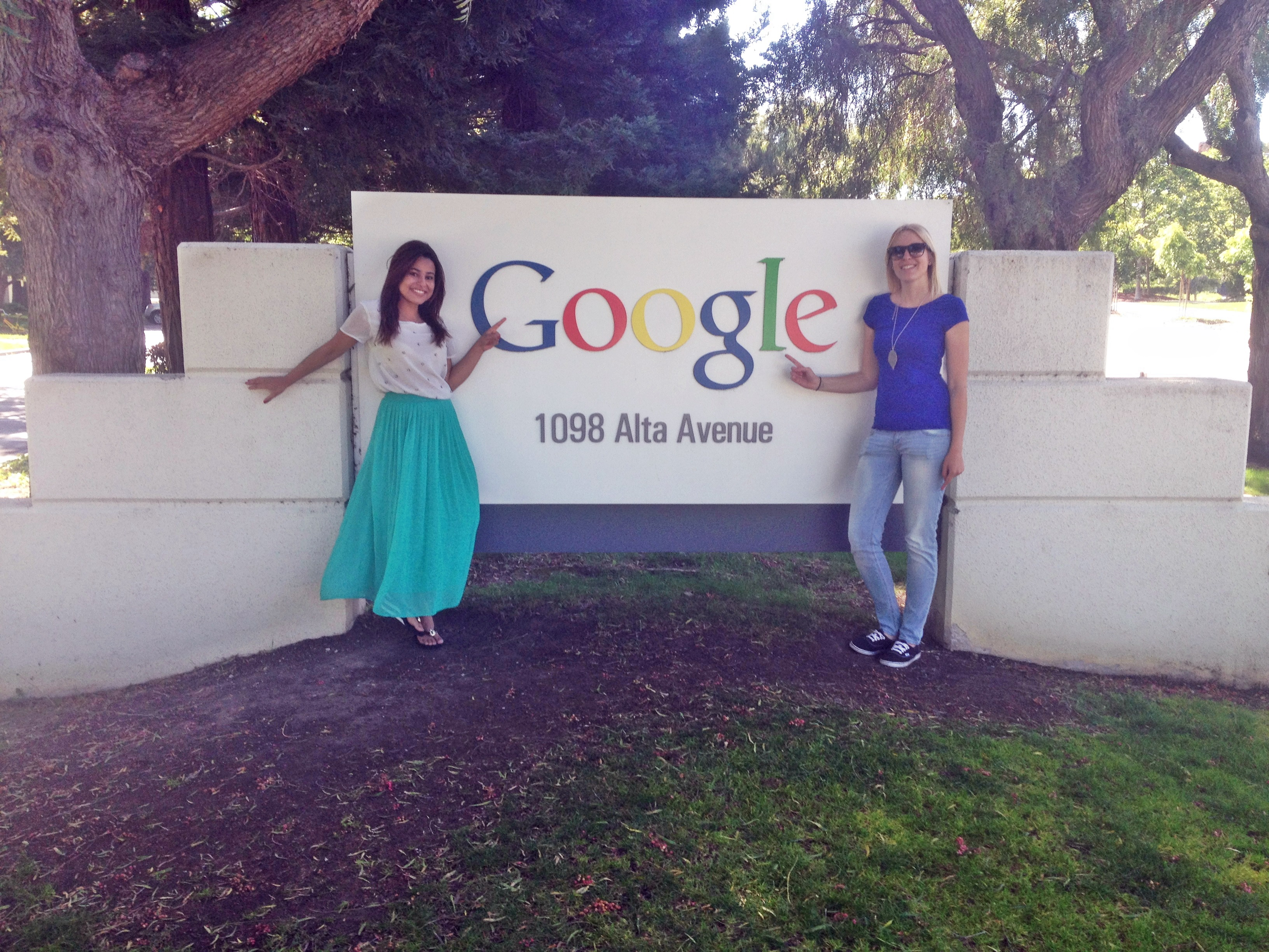 California: passeio na sede do Google no Vale do Silício