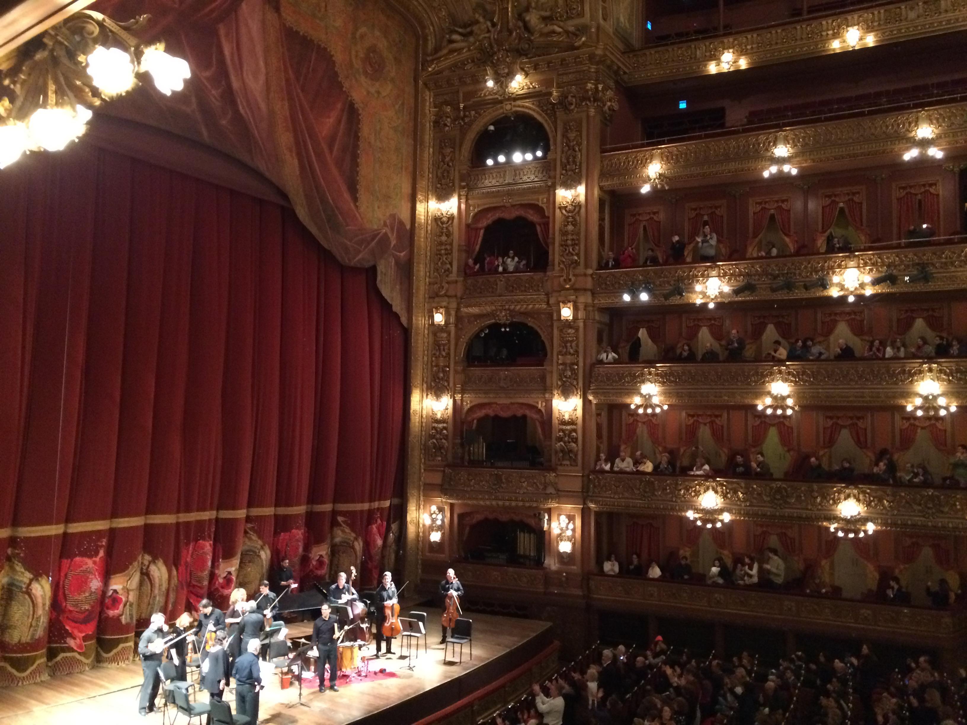 Teatro Colón em Buenos Aires: um dos mais belos da América Latina