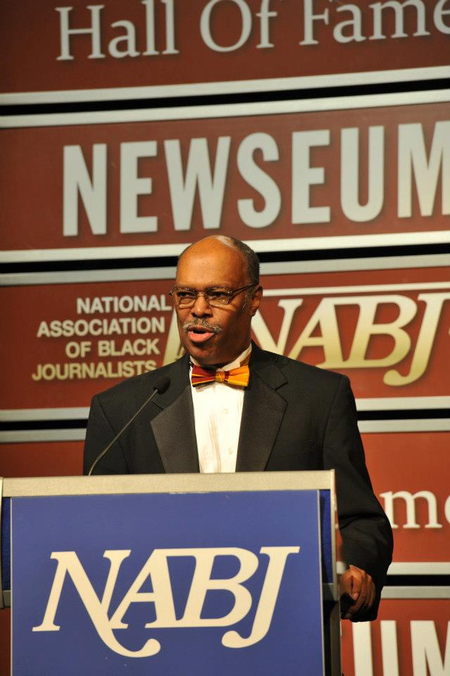The National Association of Black Journalists held its Hall of Fame Induction Ceremony & Presidential Inauguration Gala on Thursday, January 17, 2013, at the Newseum in Washington, DC. (Photo by Velvet S. McNeil of Velvet Multimedia, LLC)