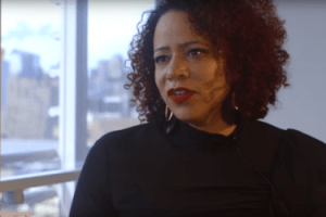 Nikole Hannah-Jones (Credit: Media Matters for America via YouTube)