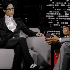Prince Sought Ties With Black Media