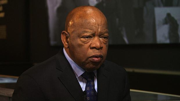 "In an interview Friday that aired Sunday on CBS News' ""Face the Nation,"" Rep. John Lewis, D-Ga., said that when Donald Trump first raised the issue of Barack Obama's birthplace in 2011, ""I thought it was shameful. Everybody, every reasonable person knew that he was born in America – in Hawaii, not in Kenya,"" Lewis explained. ""And he just wouldn't give up on it."" He added, ""When you make mistakes, when you're wrong, you should admit you're wrong, and ask people to forgive you."" (video)"