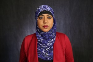 Rumana Ahmed (Credit: Leah Varjacques/the Atlantic)