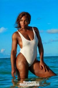 Serena Williams (Credit: Emmanuelle Hauguel/Sports Illustrated)