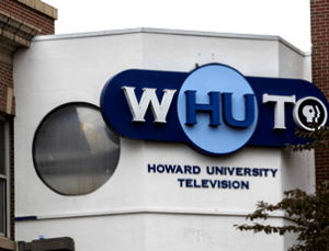 Howard University had hoped that an influx of cash from the sale of the license for WHUT-TV could help address its financial struggles, but opponents objected. (Credit: Howard University)