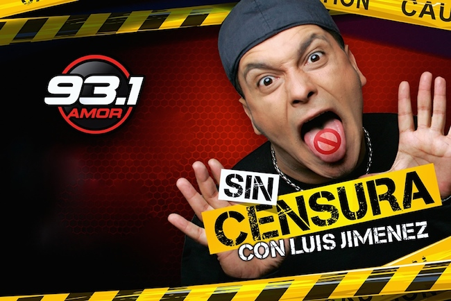 Luis Jimenez is returning to Univision Radio.
