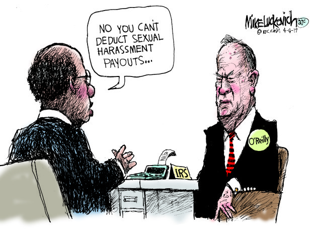 Credit: Mike Luckovich/Atlanta Journal-Constitution