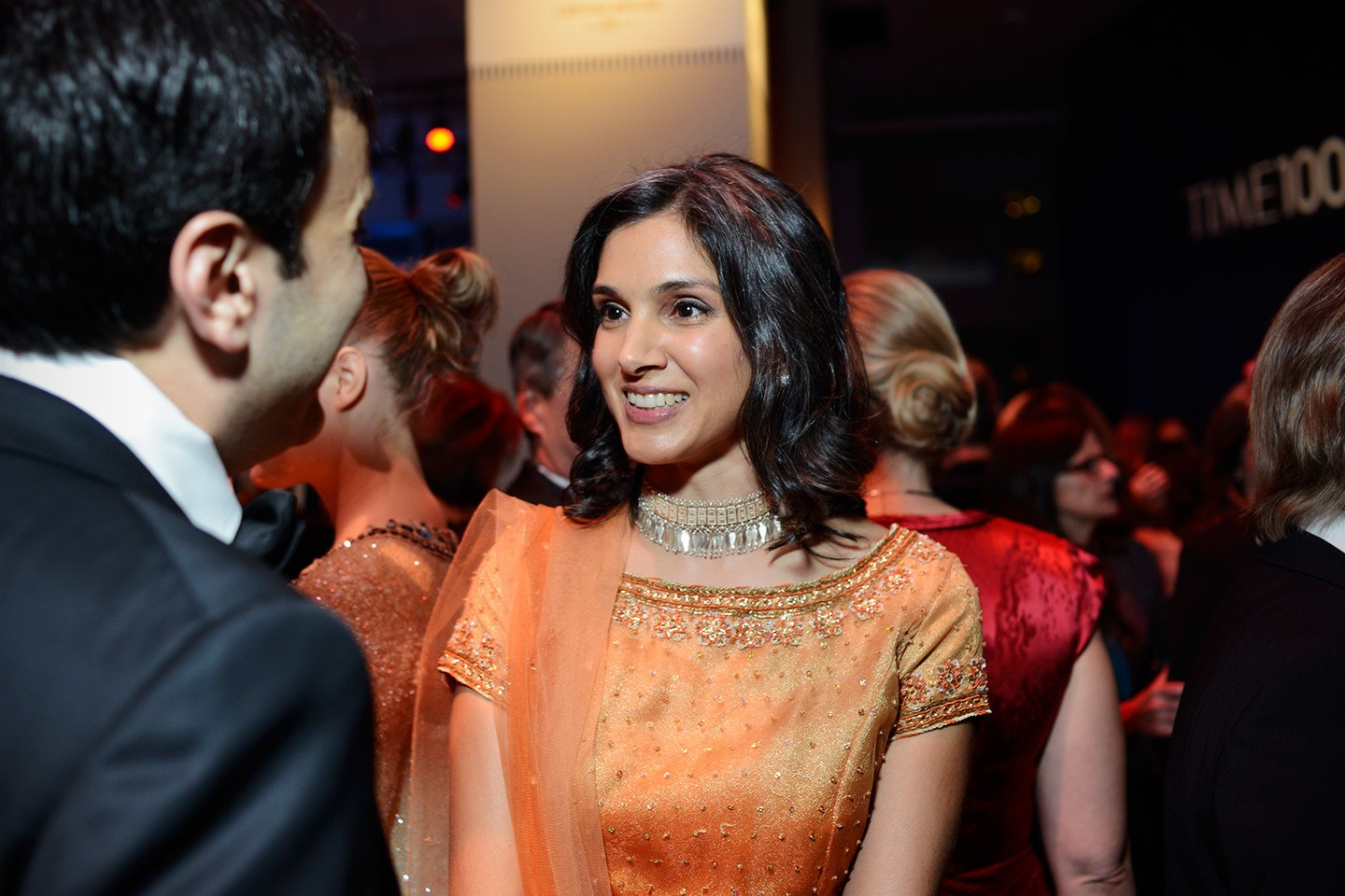 "Radhika Jones at the Time 100 Gala in New York, April 23, 2013. By Casey Kelbaugh/The New York Times/Redux. On Monday afternoon, shortly after The New York Times broke the news of her appointment as the next editor-in-chief of Vanity Fair, Radhika Jones visited the editorial and sales staff of V.F. at its headquarters on the 41st floor of One World Trade Center. Jones was accompanied by Condé Nast C.E.O. Robert A. Sauerberg; Vogue editor-in-chief and Condé Nast artistic director Anna Wintour; and, of course, the man Jones succeeds, Graydon Carter, the legendary editor who has run V.F. since 1992 and announced in September that he would be stepping down at the end of the year. ""I truly feel honored to be entrusted with this role,"" Jones, who is 44, said to the assembled staff members, beside a wall emblazoned with the mantra ""Think Like a Start-Up."" Jones, a former high-ranking editor at Time and The Paris Review, spent the past year as the editorial director of the books department at The New York Times. She will begin her V.F. tenure on December 11. Shortly after addressing the troops, she sat down to talk with me. Vanity Fair: You met Graydon for the first time this morning. Did he give you any good advice? Jones: He said I'm gonna be very busy for at least a year or two, probably longer. It's fun to meet a legend on a Monday. Your name first surfaced in press reports a couple of weeks ago. When did your conversations with Condé Nast begin? It was mid-September. And at what point did it became clear to you that you wanted this job? It was appealing to me at first mention. Vanity Fair holds this very unique place in the culture. There's no title that compares. I've worked at a number of different places, and the more I thought about it, the more I thought that I could draw on different parts of my experience in a way that would be meaningful. But I always thought I was a long shot, so maybe that took a bit of the pressure off. I heard that you submitted an ambitious memo. Can you walk me through the broad contours of your pitch to Condé Nast? I think I should probably wait and just let it show. On paper, your background is very literary, academic even. What are your interests in Hollywood and society, some of Vanity Fair's strongest suits? I'm fascinated by celebrity culture. When I started at Time in 2008, I was the arts editor, and it felt like this moment where entertainment and celebrity were really starting to change. Reality TV was gaining momentum, and the ways that people watched TV and watched movies and read about them and participated in the voyeurism of celebrity life, all of those things seemed to be changing. It's the kind of thing you can look back on, years later, and think, wow, something fundamental shifted in the culture. I also happen to have read Tina Brown's Vanity Fair Diaries this summer, and found it interesting to think about how she positioned high and low culture, because they're so much more mixed now, and it's an interesting proposition for a magazine like Vanity Fair to sort that out. It feels right to me to be thinking about these things at this moment. It feels like our culture is calling for it. All magazine brands are facing intense pressures as they grapple with the shift away from being print-driven platforms. In terms of Vanity Fair's platforms, where do you see the most exciting opportunity? I think it has opportunity on every platform, but I think of significant interest to me, coming out of the gate, are the Web site and the events. They're both areas where Vanity Fair is already strong and it would be incredible to build on that. Having overseen the Time 100, which is a hugely influential events franchise, what are your ambitions for Vanity Fair's events business in particular? There are a lot of possibilities, but it's important to sit down and talk to everyone who's involved and figure out what the priorities should be. What are you favorite parts of Vanity Fair? What are stories or sections or areas of coverage that have most dazzled you? I'll say a nerdy one first: the Star Wars portfolios. I love photography in general, and I love spectacular portrait photography and photojournalism, and I think that's such a great strength of this magazine. Basically, what I'm saying is, everything. But I also love really deeply reported long-form narrative. And profiles. I'm a big believer in the ability to tell stories through people, and so for me, the profile is a way not just to get to know someone who's important, but to figure out something about the way we live now and what we care about. You were at the Times just short of a year. What did you learn there? It was an amazing year to be at the Times, and it did feel like a transformative year. I learned a lot about talent, and also about engaging with the reader and how important that is. I think we all know this, but what was really emphasized for me, in my year at the Times, was how a great publication can create a community around its content. I'm sure they were fighting to keep you. The Times is a hard place to leave. I will say that, for me, it was a wonderfully welcoming place, and I will miss it a lot. In the end, I felt that this opportunity was unique. What are you like as a media consumer? What do you read? What do you watch? Who do you follow on Instagram? I follow National Geographic so I can see all the animals, and also travel sites. I love travel magazines and food magazines, and I read New York and The New Yorker and other things with the words ""New York"" in them. I'm on Twitter, so I read the things that come to me from any number of places. Because I've been immersed in books in the past year, my reading has skewed toward books and book trades. I'm obsessed with The Americans, and I can't wait for the new season of The Crown. I aspire to watch more television. There's so much right now that you have to really make a commitment. I need to re-commit. What would be your biggest gets for Vanity Fair? Who do you want to see on the cover? I'm gonna make a private list and put it in a drawer and in a year, we can take it out and look at it. As someone who's relatively unknown compared to some of the other candidates who were being considered for this position, like Janice Min or Andrew Ross Sorkin, what's one thing you'd want people to know about you? That I'm an omnivore, culturally speaking, and story-wise too. I'm always ready to be interested in something. That's my default position. Radhika Jones at the Time 100 gala in New York in 2013 (Credit: Casey Kelbaugh/ New York Times/Redux)"