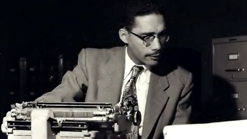 """In 1952 Simeon Booker, the 'pioneer' black reporter, was unprepared for his reception in the Washington Post newsroom."