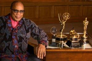 Quincy Jones in 1998
