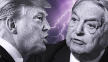 Has Soros Declared a Full-out War on Trump?