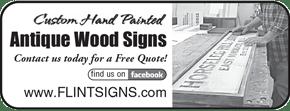 Flint Signs