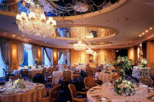 Tour d'Argent - прекрасный ресторан с видом на Нотр-Дам