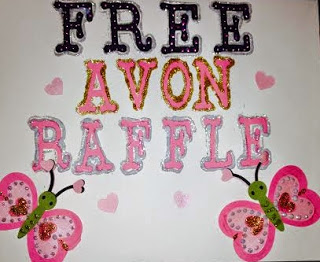 AVON SELLING TIPS  BEING A SHY REPRESENTATIVE     Journey of an Avon Mom Image result for avon raffle