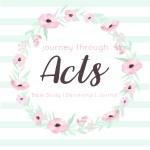 Journey through Acts