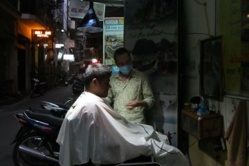 Haircuts around the World