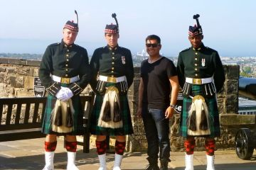 The Royal Kilt Guards