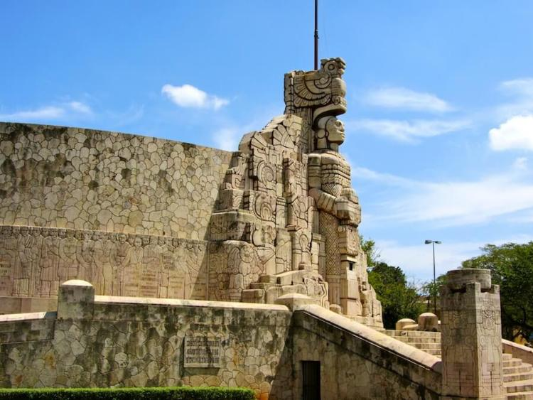 Monument to the Flag, Merida