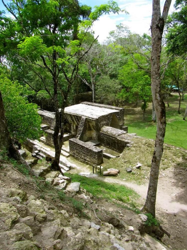 Mayan ruins of San Ignacio, Belize