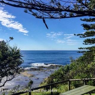 Sunshine Coast, Queensland, winter day