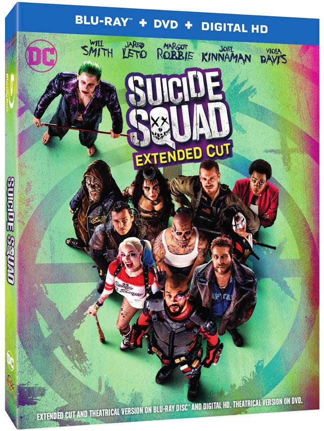 Versão norte-americana de DVD/Blu-Ray