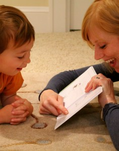 Targeting speech-language production with a good book