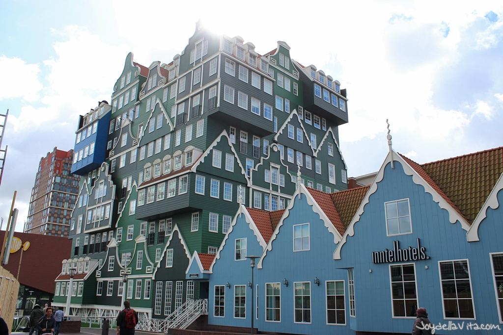 Travel Diary: 1 hour in Zaandam