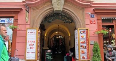 Restaurant U MLYNÁŘE in Prague